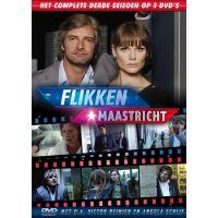 Flikken Maastricht - Seizoen 3 - 3DVD