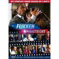 Flikken Maastricht - Seizoen 4 - 3DVD