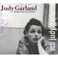 Judy Garland - Songs From Her Movies - 3CD