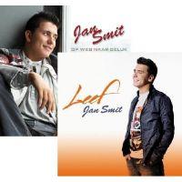 Jan Smit - Op Weg Naar Geluk + Leef - 2CD