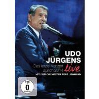 Udo Jurgens - Das Letzte Konzert - Live - DVD