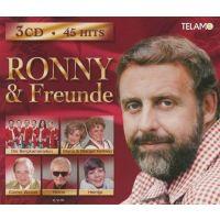 Ronny Und Freunde - 3CD