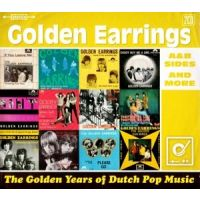 Golden Earrings - The Golden Years Of Dutch Pop Music - 2CD