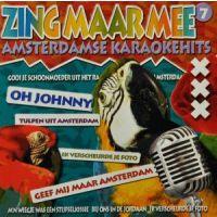Zing Maar Mee - Volume 7 (Amsterdamse Karaoke Hits) Karaoke - CD