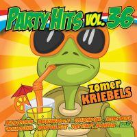 Party Hits - Vol. 36 - Zomerkriebels - CD