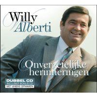 Willy Alberti - Onvergetelijke Herinneringen - 2CD