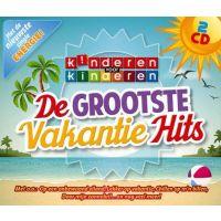 Kinderen voor Kinderen - De Grootste Vakantie Hits - 2CD