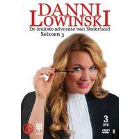 Danni Lowinski - Seizoen 3 - 3DVD