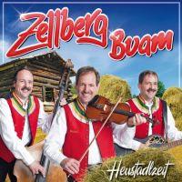Zellberg Buam - Heustadlzeit - CD