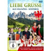 Liebe Grusse aus Villnoss - Sudtirol - DVD