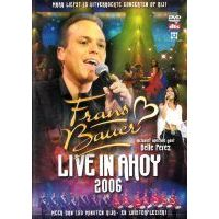 Frans Bauer - Live in Ahoy 2006 - DVD