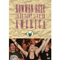 Rowwen Heze - In De Tent - Live In America - DVD