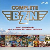 BZN - Complete BZN - The Studio Albums - Limited Edition - 27CD