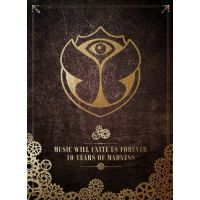 Tomorrowland 2014 - 10 Years of Madness - 3CD