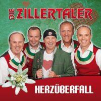 Die Zillertaler - Herzuberfall - CD