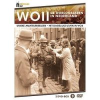 WOII - De Oorlogsjaren in Nederland - 3DVD
