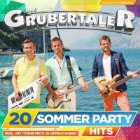 Die Grubertaler - 20 Sommer Party Hits - CD
