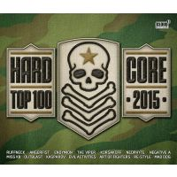Hardcore Top 100 - 2015 -2CD