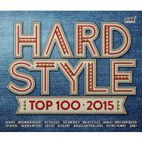 Hardstyle Top 100 - 2015 - 2CD