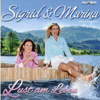 Sigrid und Marina - Lust Am Leben - CD
