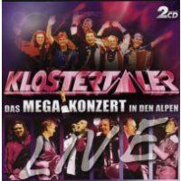 Klostertaler - Das Mega Konzert in den Alpen - 2CD