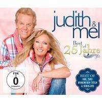 Judith und Mel - Best Of 25 Jahre - 2CD+DVD