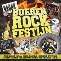 Boerenrock Festijn - Deel 1 - CD