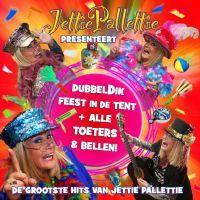 Jettie Pallettie - Dubbeldik Feest in de tent + Alle toeters en bellen - 2CD