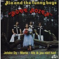 Ria and the Funny Boys - Rode Rozen - CD