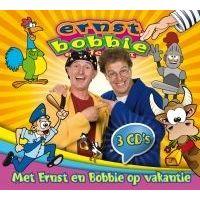 Ernst, Bobbie en de Rest - Met Ernst en Bobbie op vakantie - 3CD