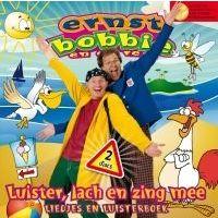 Ernst, Bobbie en de Rest - Luister, Lach en Zing Mee - Liedjes en Luisterboek - 2CD