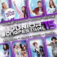 Junior Songfestival 2015 - CD+DVD