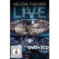 Helene Fischer - Farbenspiel Live - Die Stadion Tournee Live - DVD+2CD