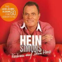Hein Simons - Vertrau auf dein Herz - CD