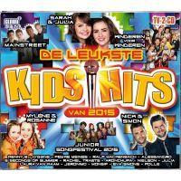 De Leukste Kids Hits Van 2015 - 2CD
