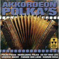 Akkordeon Polka`s - CD