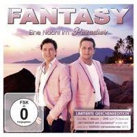 Fantasy - Eine Nacht im Paradies - CD+DVD