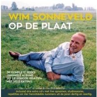Wim Sonneveld - Op De Plaat - Het complete oeuvre - 14CD