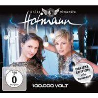 Anita und Alexandra Hofmann - 100.000 Volt - CD+DVD
