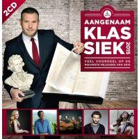 Aangenaam Klassiek 2015 - 2CD + Geschenk CD