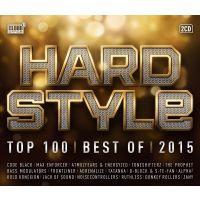 Hardstyle Top 100 - Best Of 2015 - 2CD
