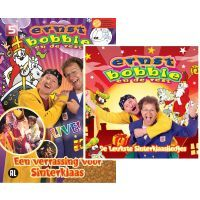 Ernst, Bobbie en de Rest - Sint Combibox - CD+DVD