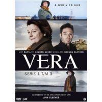 Vera - Serie 1 t/m 3 - 6DVD