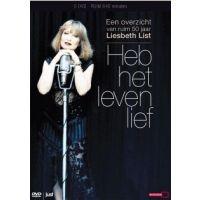 Liesbeth List - Heb Het Leven Lief - 50 Jaar Overzicht - 5DVD