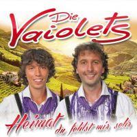 Die Vaiolets - Heimat du fehlst mir sehr - CD