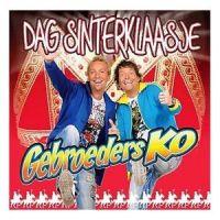 Gebroeders Ko - Dag Sinterklaasje - CD