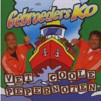Gebroeders Ko - Vet Coole Pepernoten - CD