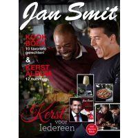 Jan Smit - Kerst Voor Iedereen CD + Kookboek