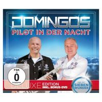 Domingos - Pilot in der Nacht - CD+DVD