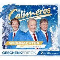 Calimeros - Weihnachten Mit Den Calimeros - Geschenk Edition - 2CD